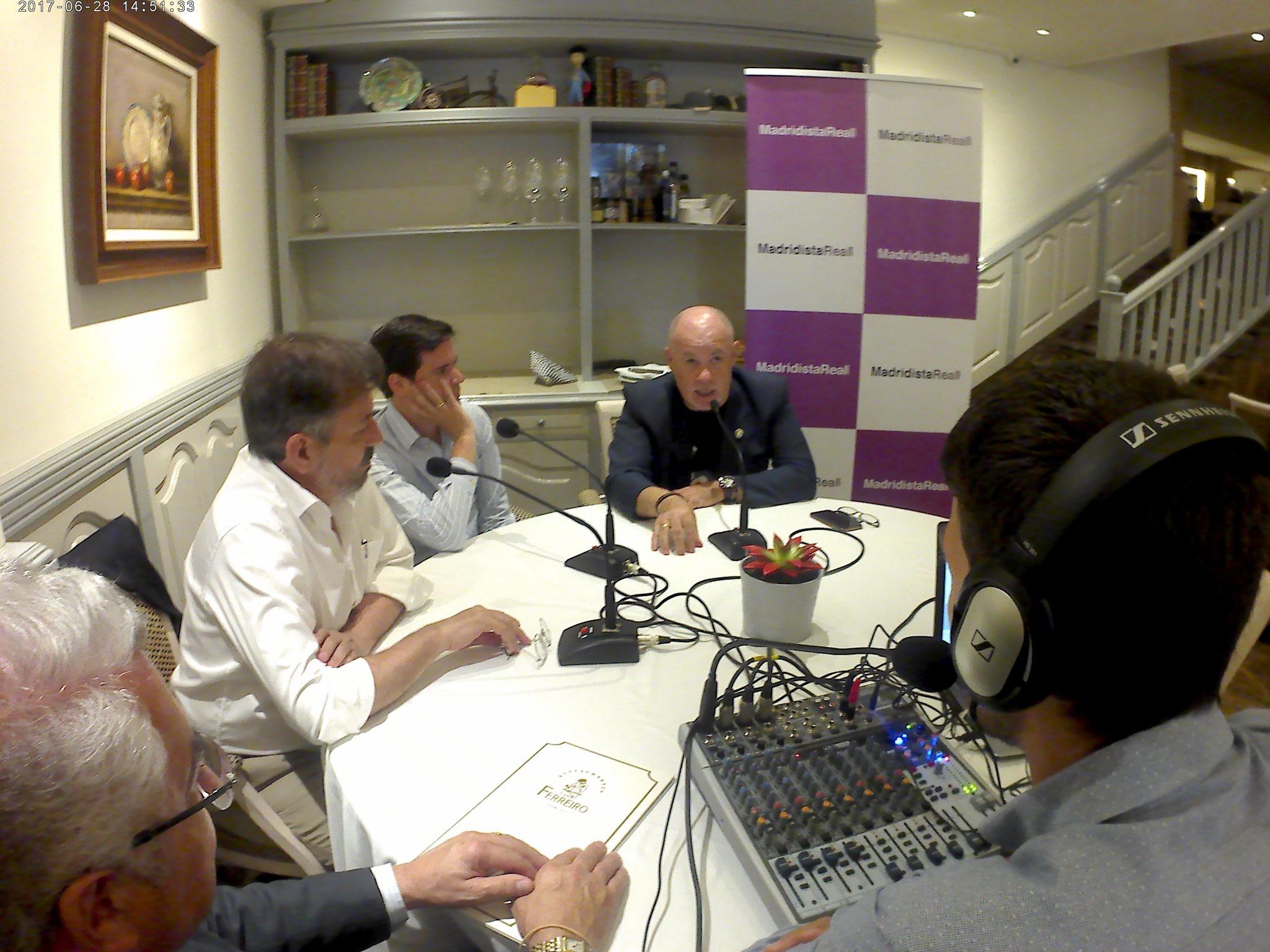 Tertulia Madridista Real 2 (07/06/2017) | La Duodécima