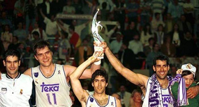 Real Madrid 73 - 61 Olimpiacos: la final de Arlauckas y Sabonis, por @AbrahamR_82