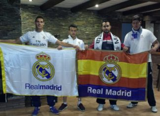 Peña Madridista de Monachil, madridismo en Granada