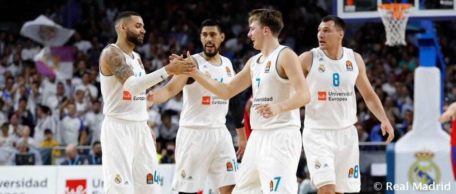 Real Madrid-Olimpia Milán: cita de líderes en el WiZink Center