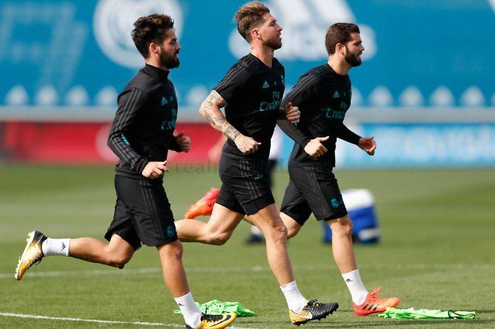 Zidane recupera a los internacionales de cara al Getafe
