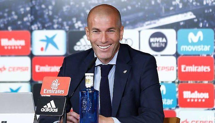 """Zidane: """"Entramos muy bien en el partido y hemos tenido paciencia"""""""