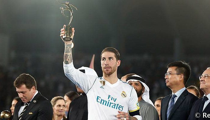 El Real Madrid, premio Fair Play del Mundial de Clubes