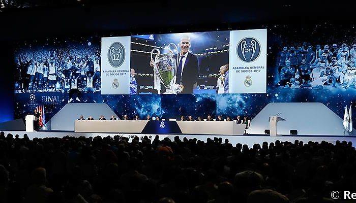 Ya está en vigor el nuevo Reglamento de la Comisión de Disciplina Social del Real Madrid