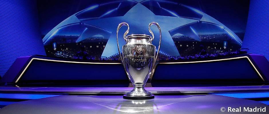 Sorteo de la fase de grupo de la Champions League 17-18 El sorteo de los octavos de la Champions será el lunes, 11 de diciembre