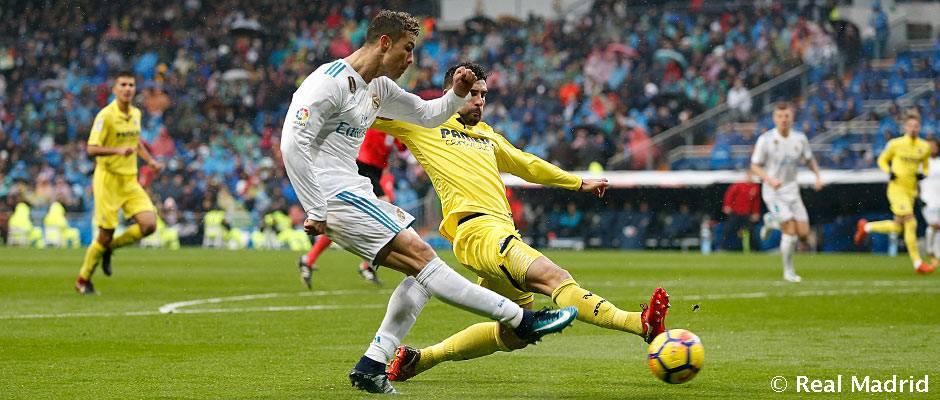 0-1: Demasiado castigo en el Bernabéu