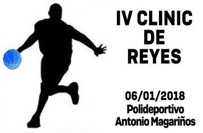 Te invitamos al IV Clinic de Reyes  SPORTFORYOU 2018