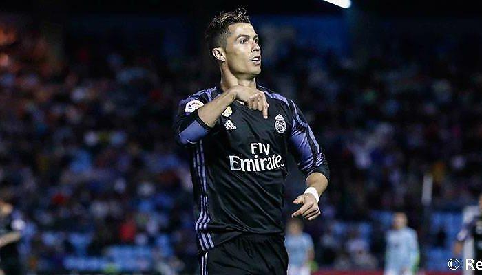 Celta - Real Madrid Cristiano Ronaldo promedia más de un tanto por partido en Balaídos