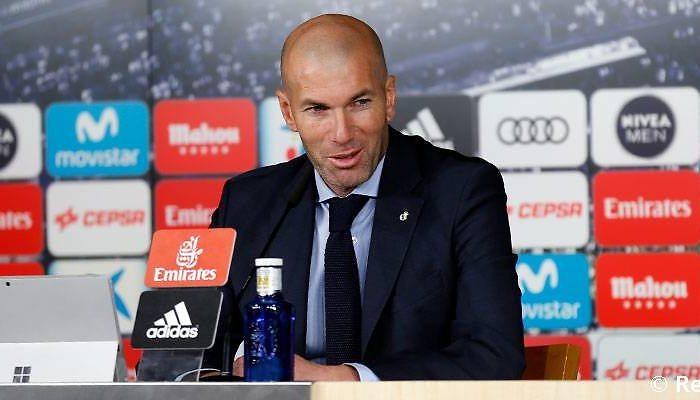 """Zidane: """"Me hubiese gustado ganar porque los jugadores lo merecían"""""""