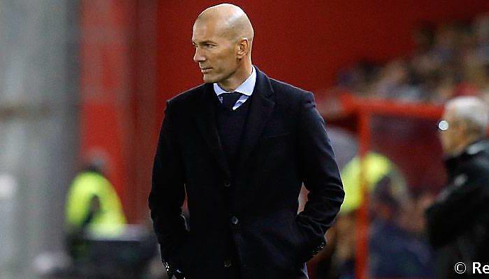 """Zidane: """"Conseguimos un buen resultado en un campo difícil"""""""