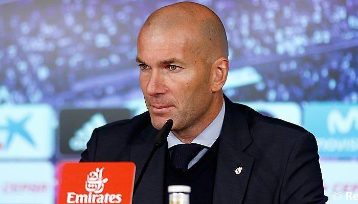 """Zidane: """"Hemos hecho todo lo posible para ganar"""""""