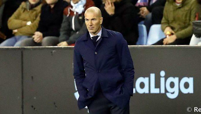 """Zidane: """"No tenemos la confianza para jugar los 90 minutos bien"""""""