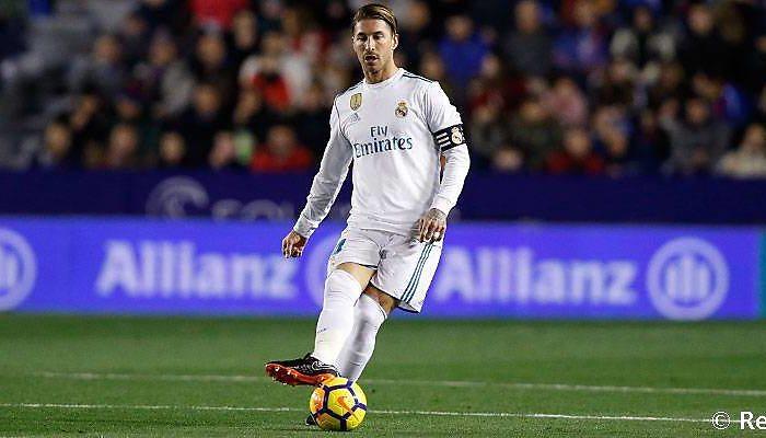 """Ramos: """"Aquí nadie se borra"""""""