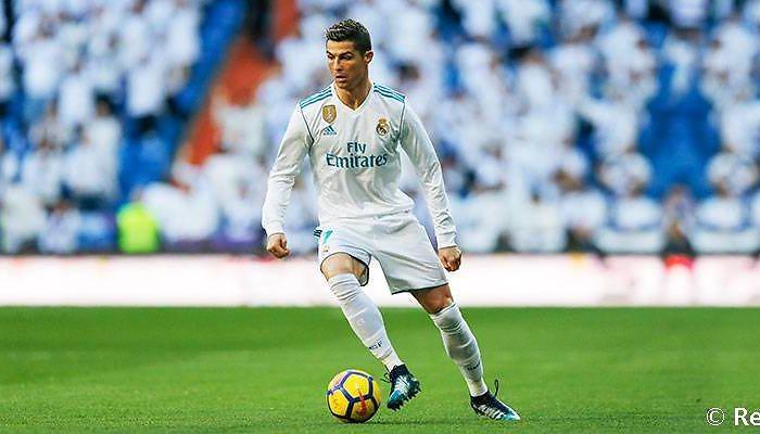 Cristiano Ronaldo, máximo asistente en el Bernabéu