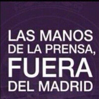 Madridistas en la red: @elmozo7