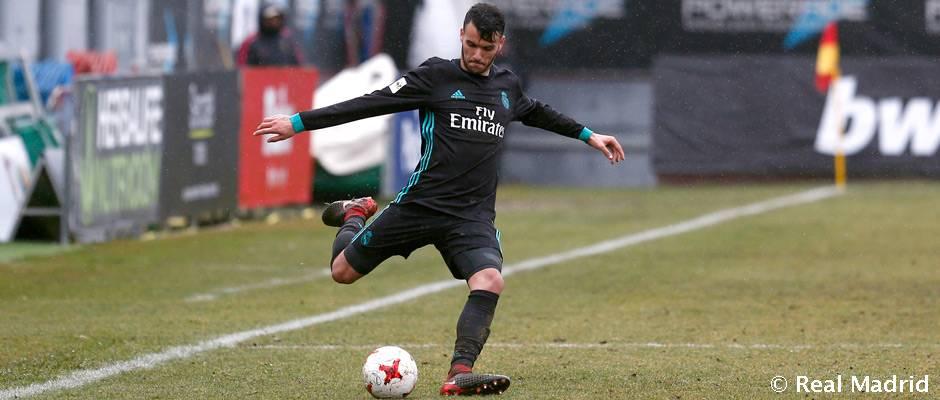 1-1: El Castilla vuelve de Guijuelo con un punto