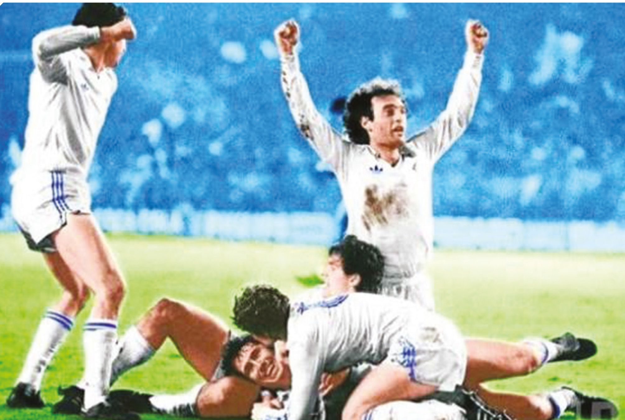Una hazaña para la historia del fútbol