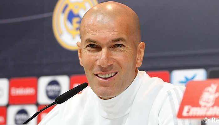 """Zidane: """"La Liga es nuestro día a día y estamos centrados en el Betis"""""""