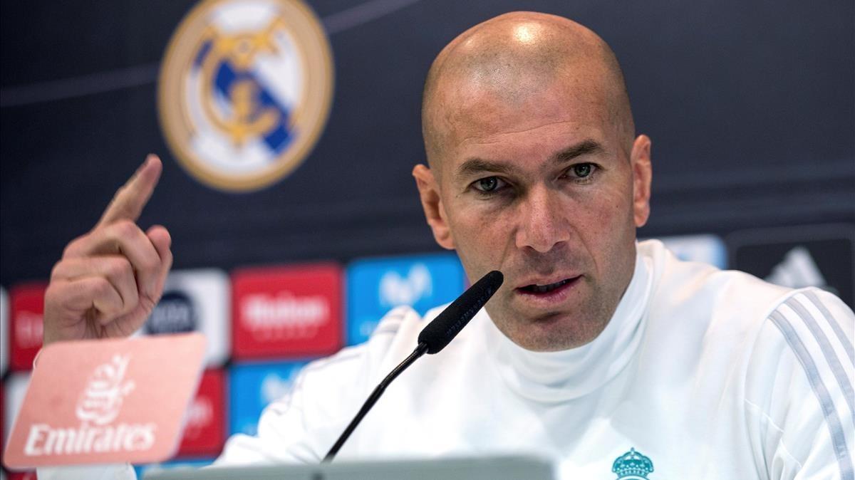 #OpiniónReal | Zidane eleva el tono como lo haría cualquiera