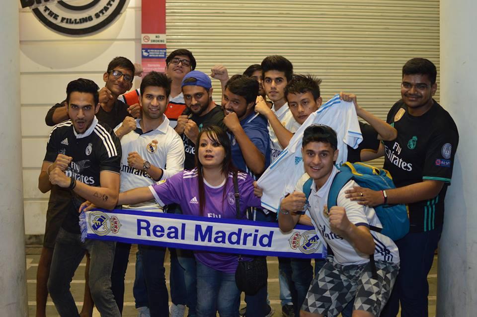 #MadridistasEnLaRed | @RealMadridDelhi