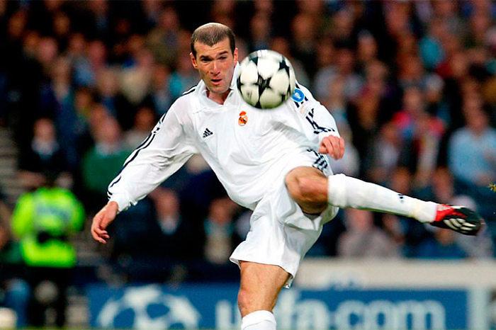 #ApuntesDeLaHistoria   Zidane