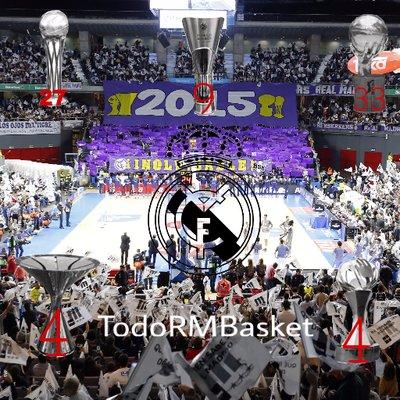 #MadridistasEnLaRed Baloncesto | @TodoRMBasket