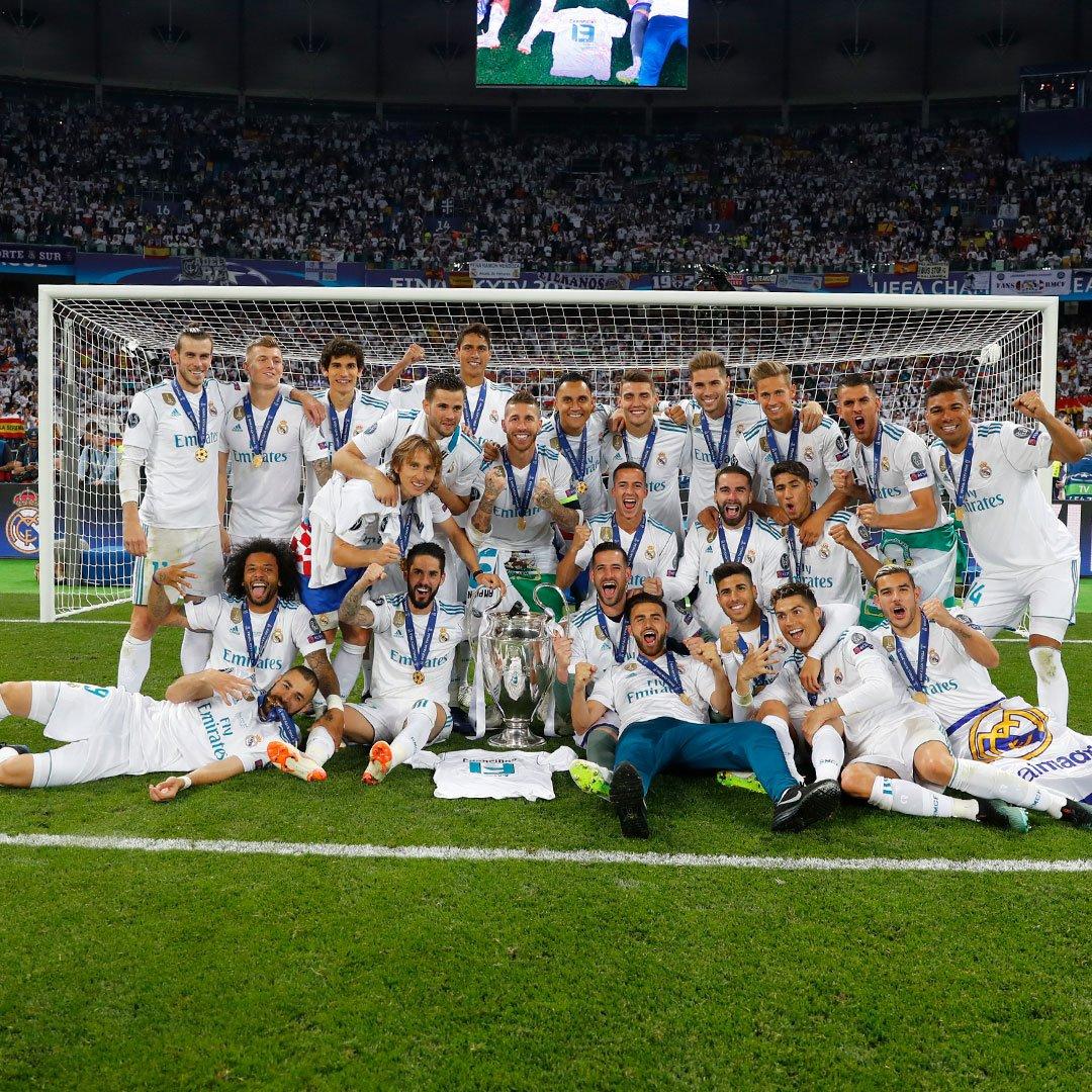 #CrónicaReal | El Madrid de Zidane escribe su leyenda.