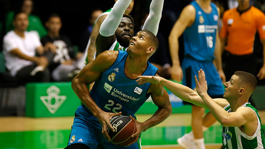 Previa #ACB   El Madrid recibe al Betis con la mente puesta en la Final Four
