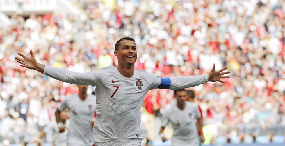 #BlancoYEnBotella | Cristiano Ronaldo, rey del mundo