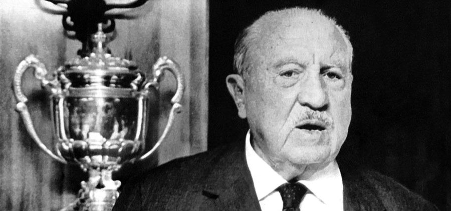 #ApuntesDeLaHistoria | Recordando a Don Santiago Bernabéu