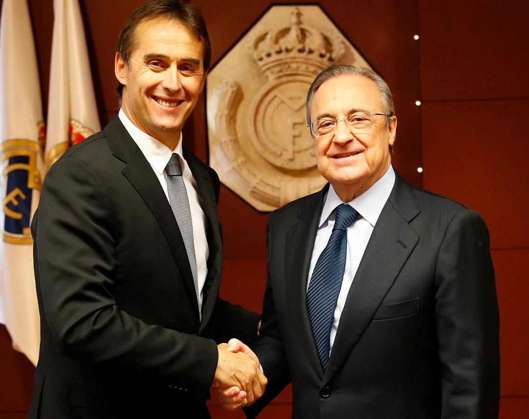 #Opinión   Florentino y Lopetegui, ejemplares