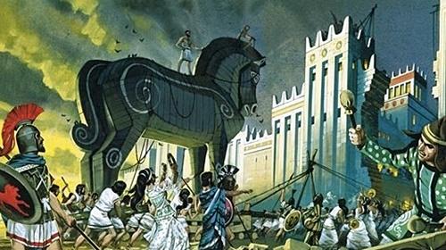 #LaCiudadDeLasEstrellas | El caballo de Troya