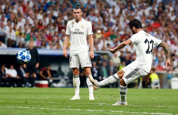 #CrónicaReal   El Madrid vence y convence en Europa (3-0)