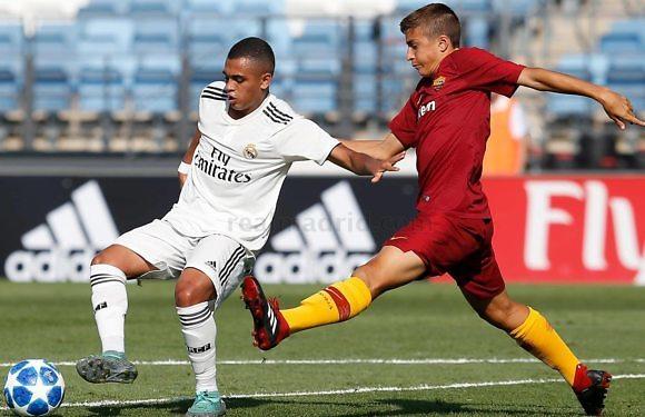 #LaFábrica | Estreno triunfal del Madrid en la Youth League (3-1)