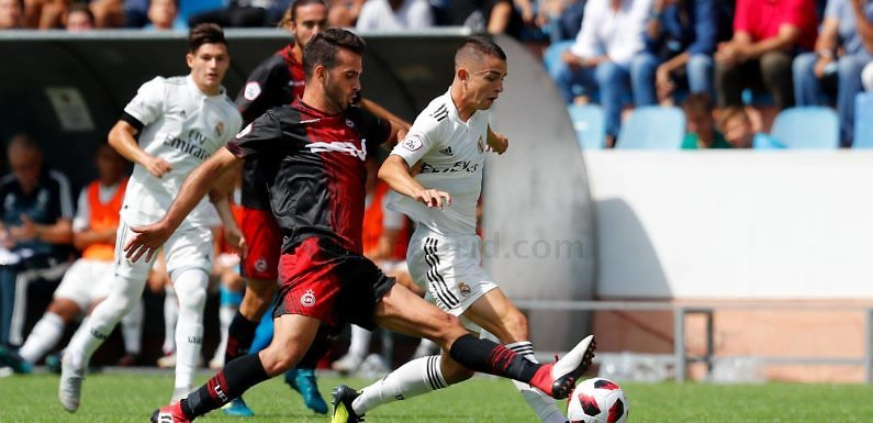 #LaFábrica | Justo reparto de puntos entre Adarve y Castilla (0-0)