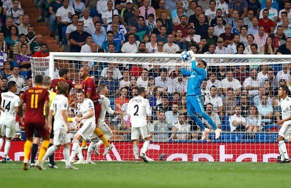 #Minuto93 | Real Madrid vs Roma (Champions League 2018-19)