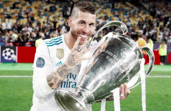 Sergio Ramos | ¡Oh Capitán, mi Capitán!