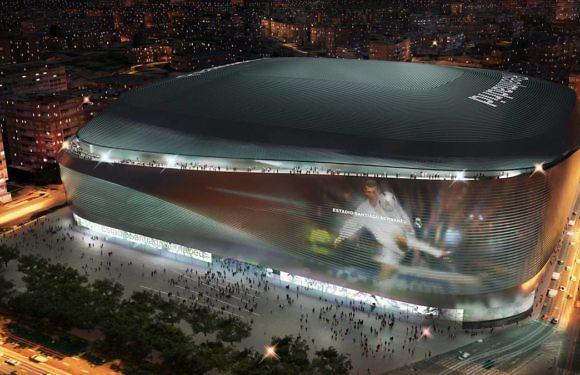 #BlancoYEnBotella   Reinventando el Santiago Bernabéu