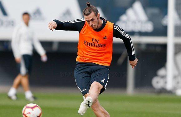 #BlancoYEnBotella   Gareth Bale y la caza mayor