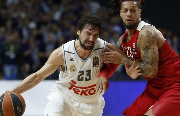 #Euroleague J9 | Rumbo a Grecia sin Llull ni Ayón