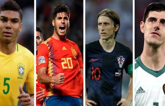 Llega el parón de selecciones: Madridistas por el mundo
