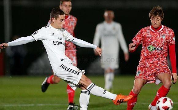 #LaFábrica | Un golazo de Cristo hace colíder al Castilla (1-0)