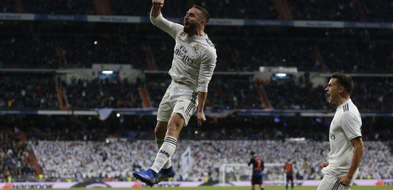 #Minuto93   Real Madrid 2 Valencia 0 (LaLiga 2018-19)