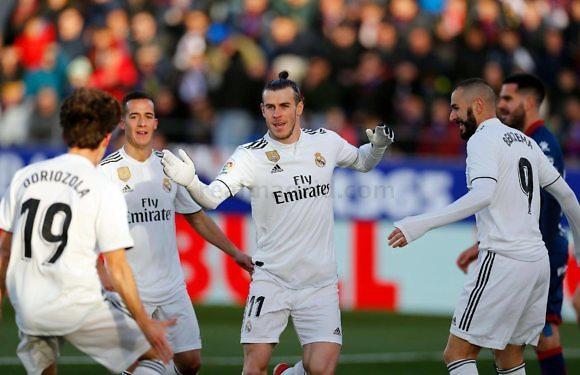 #CrónicaReal | Courtois y Bale salvan la sorpresa