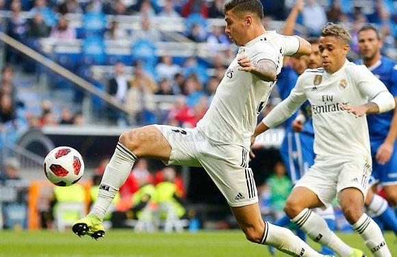 #CrónicaReal  | Un incesante Madrid golea a un atrevido Melilla (6-1)