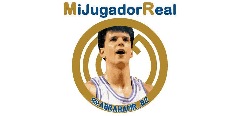 #MiJugadorReal   @AbrahamR_82