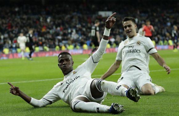 #Minuto93 | Real Madrid 3 Leganés 0 (Copa del Rey 2018-19)