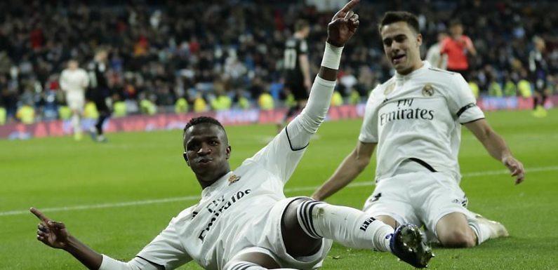 #Minuto93   Real Madrid 3 Leganés 0 (Copa del Rey 2018-19)