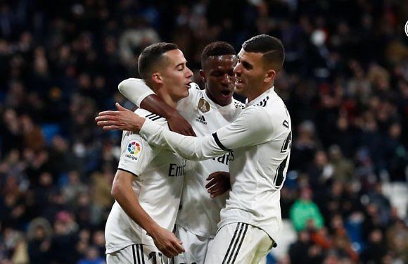 #CopaDelRey | El Madrid salva el compromiso con contundencia (3-0)