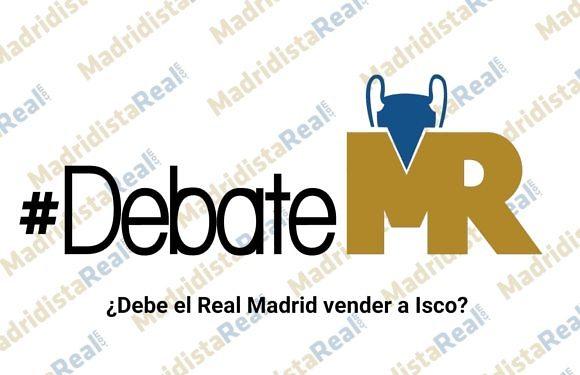 #DebateMR | ¿El Real Madrid debe vender a Isco?